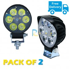Cree Dark Breaker 18 watt Fog Lamp | Pack of 2