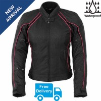 Biking Brotherhood Lady Angel Riding Jacket