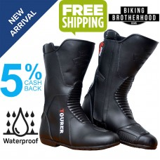 Biking Brotherhood Waterproof Touring Boot