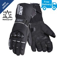 Biking Brotherhood Waterproof Winter Touring Gloves
