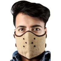Golden Riders CANVAS FACE MASK