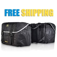 Golden Riders RYDRO 69 - Long Touring Motorcycle Saddlebag - 69L