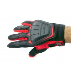SCOYCO CITY RIDE EXPRESSO KNUCKLE PROTECTION RIDING GLOVES - XL