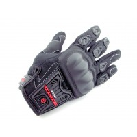 SCOYCO ALL SEASON COMFY KNUCKLE PROTECTION RIDING GLOVES - L