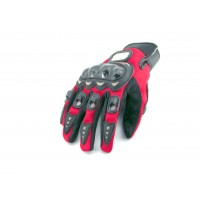 PROBIKER RIDING GLOVES Premium - RED