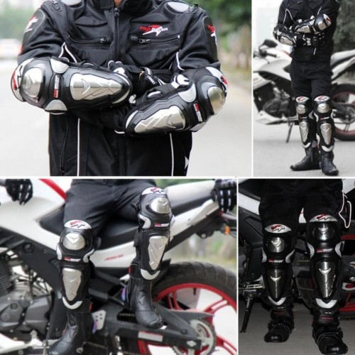 Buy Best Pro Biker Knee Elbow Shin Guard Online India