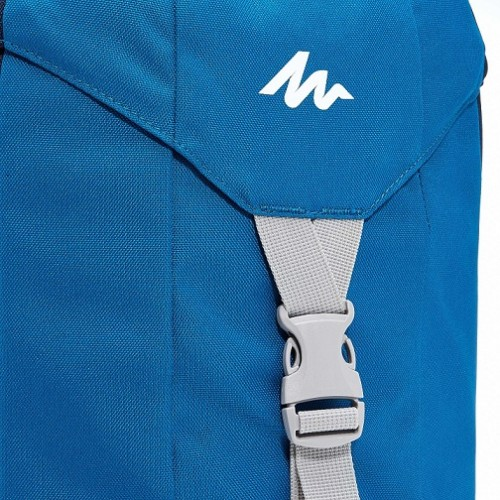 Arpenaz 40 hiking backpack blue