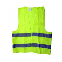 Reflective Vest/Jacket for Bikers & Walkers