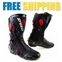SPEED STAR RIDING BOOT - PRO BIKER