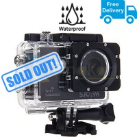 SJCAM SJ5000 WiFi Limited Edition Full Waterproof Action Sports Camera