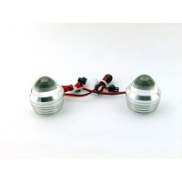 STROBE LIGHT BLINKER FOR BIKE & CAR - 2.5km Range