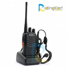BAOFENG Two Way WALKIE TALKIE Radio for Motorcycling Trekking Outdoor Activities Events