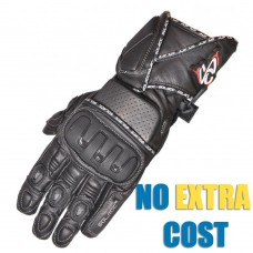 Solace BRAVO Motorcycle Riding Gloves