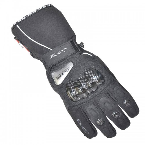 Solace Striker Waterproof Motorcycle Riding Gloves Online